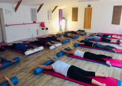 Elite Pilates & Yoga Services (Teacher Training) yoga studio yoga instructor newton abbot