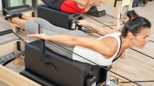 Personal Training Pilates Reformer machine newton abbot private tuition