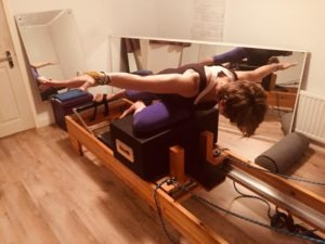 Personal Training Pilates Reformer