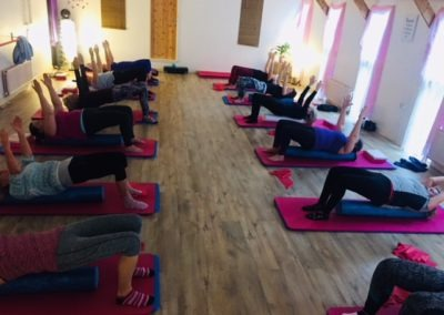 yoga pilates torquay