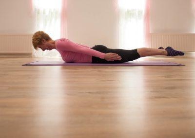 yoga in newton abbot torquay
