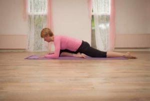 yin yoga in newton abbot torquay