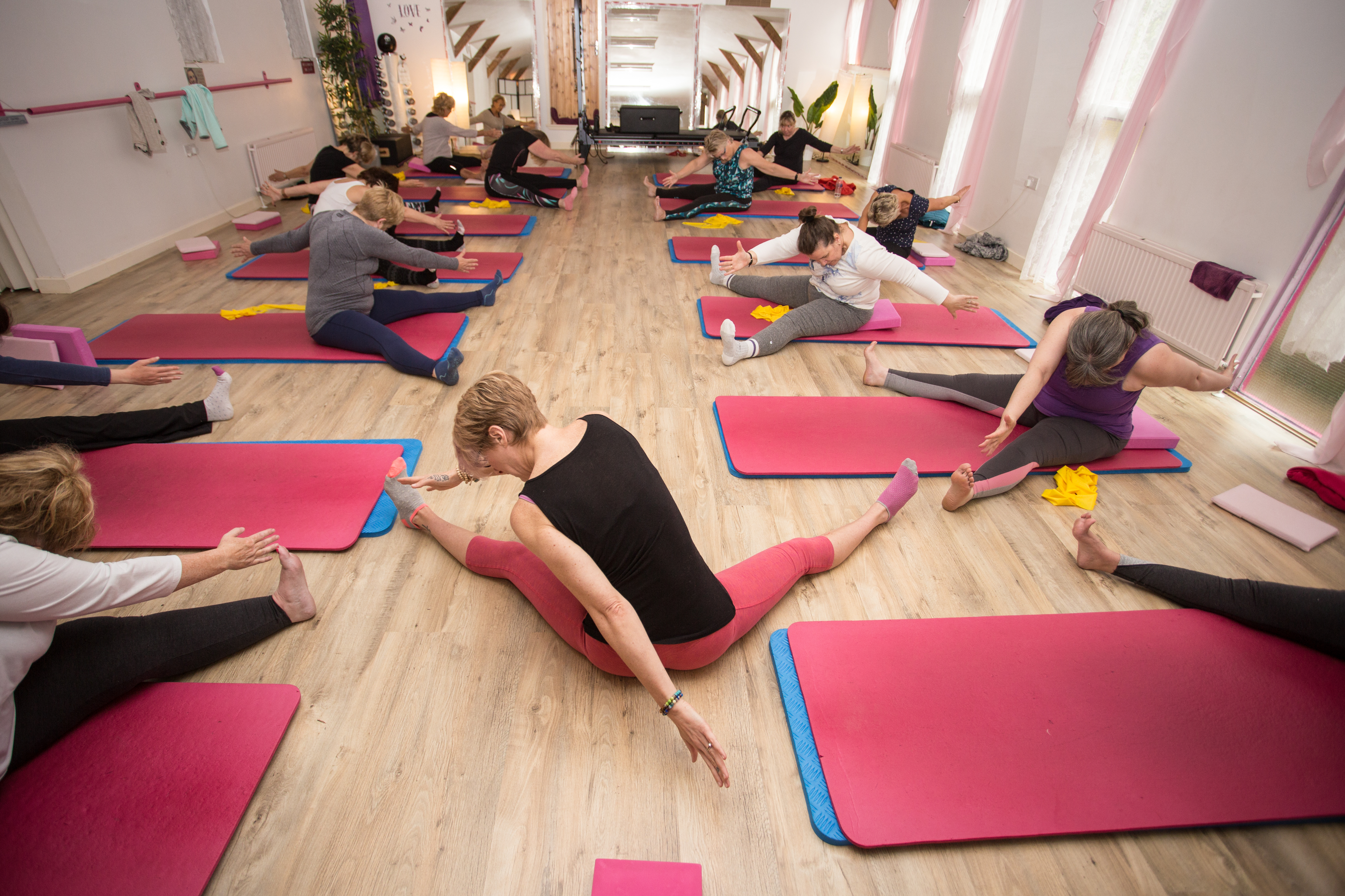 Beginners Pilates in Teignmouth