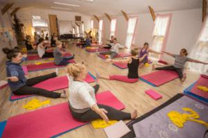 beginner pilates in newton abbot