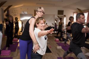 yoga newton abbot