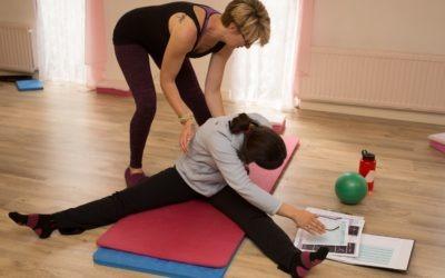 Pilates Classes in Kingsteignton For beginners