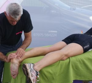 Chudleigh Sports & remedial massage