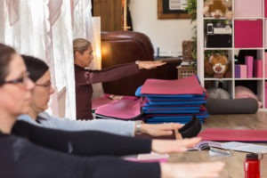 Pilates Classes Bovey Tracey