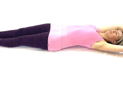 Yin Yoga Banana (6)