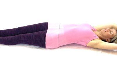 Yin Yoga Banana (6)