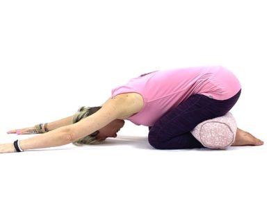 Yin Yoga Child's Pose