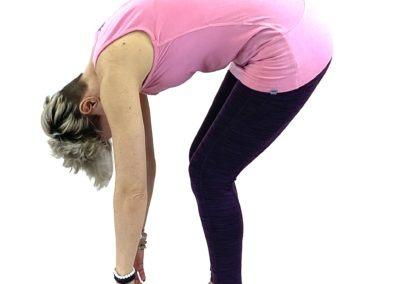 Yin Yoga Dangling