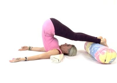 Yin Yoga Snail