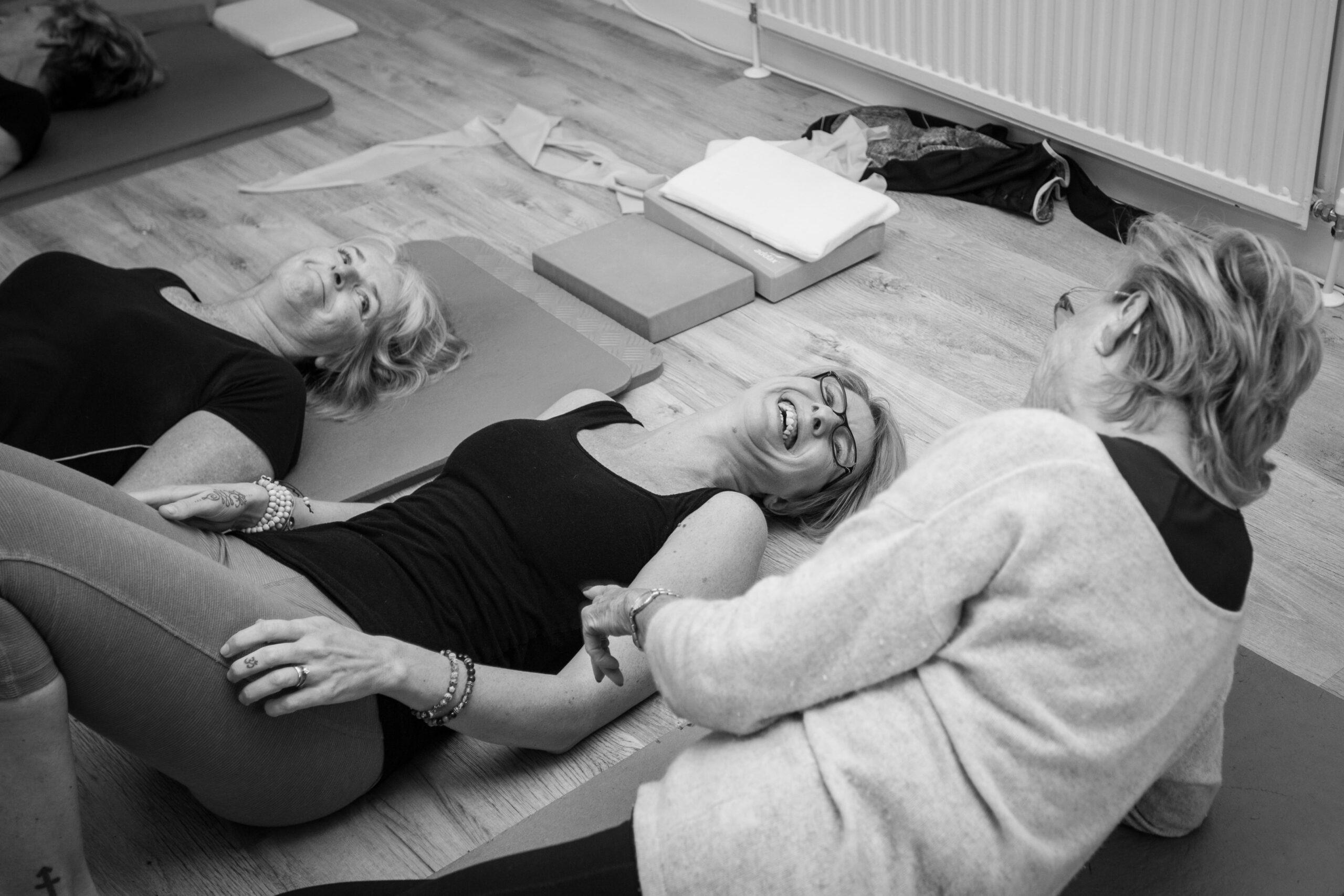 Pilates Beginners Class Kingsteignton